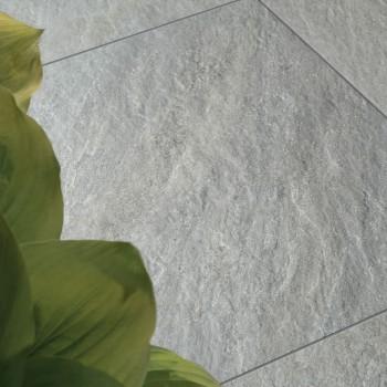 HDG Sierra Grey 60x60 cm Pietra Porcelain Paver closeup - HDG Building Materials