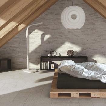 HDG Sierra Wind Porcelain Tile in Loft Design - HDG Building Materials