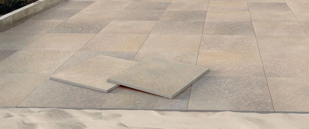 HDG Quartzite - Stone-Finish Pavers - HDG Building Materials