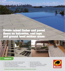 Buzon Master Builders Magazine - HDG Building Materials