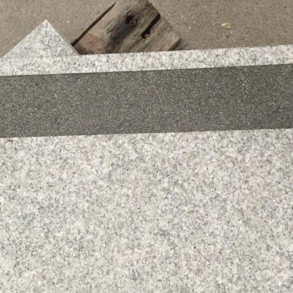 Grey veined white granite - HDG Building Materials