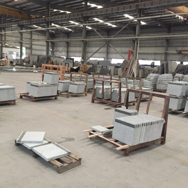 Viscont White Granite Slab From HDG Factory Manufacturer Xiamen in China