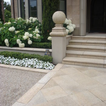 image of Natural Stone Pavers and Stairs - HDG Building Materials
