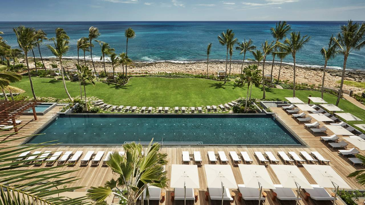 Four Seasons Resort - Kapolei, Hawaii - HDG Building Materials