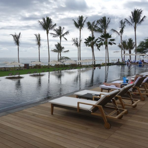 Pool-with Ipe Board Decking and Buzon Pedestals - HDG Building Materials