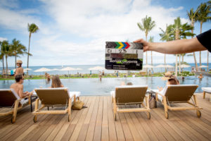 Snatched Filmed at Four Seasons Resort with Ipe Decking and Buzon Pedestals