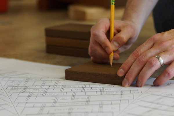 Thermory bench design wins contest at design museum portland