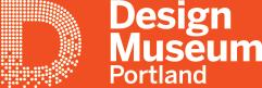 image of Design Museum Portland Logo