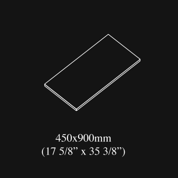 45x90 cm 18x36 inch nominal size porcelain tile - HDG Building Materials