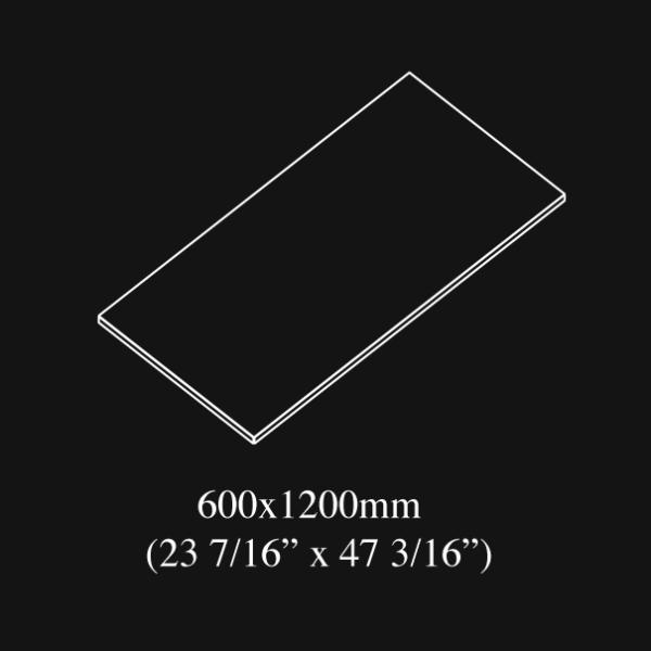 60x120 cm 24x48 inch nominal porcelain tile - HDG Building Materials