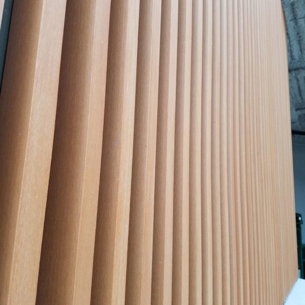 Resysta Rice Hull PVC 3 Channel Hollow Core - HDG Building Materials