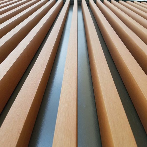 Resysta Works Like Wood - HDG Building Materials