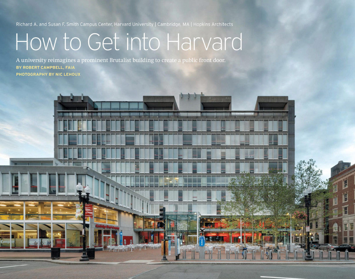 Story Cover Image - HDG Thermory Pavers in Architectural Record February 2019
