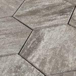 HDG Tech 4C Concrete Paver - Graphite 710 Color