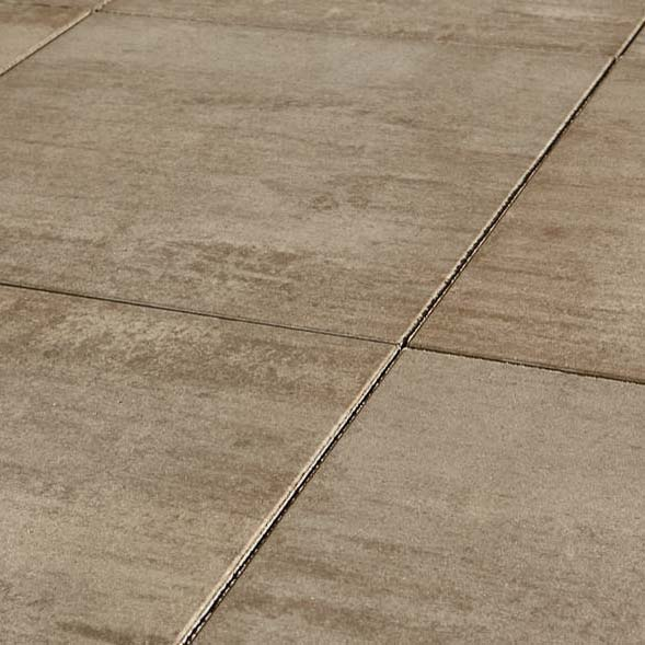 HDG Tech 4C Concrete Paver - Sandstone 740 Color