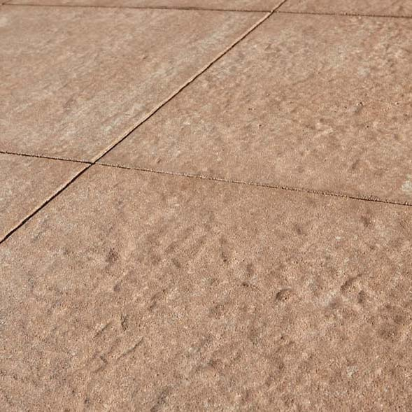 HDG Tech 4C Concrete Paver - Tawny 760 Color