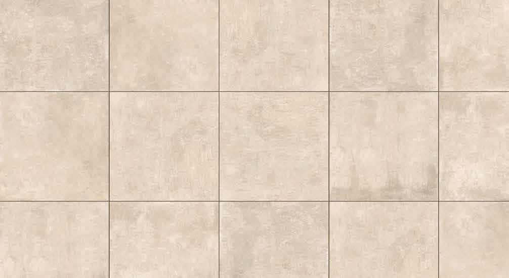 HDG Ave Beige 3CM Porcelain Paver with Classic Honed and Filled Travertine Finish - Pattern - HDG Building Materials