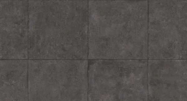 HDG Ave Black 3CM Porcelain Paver Pattern - HDG Building Materials