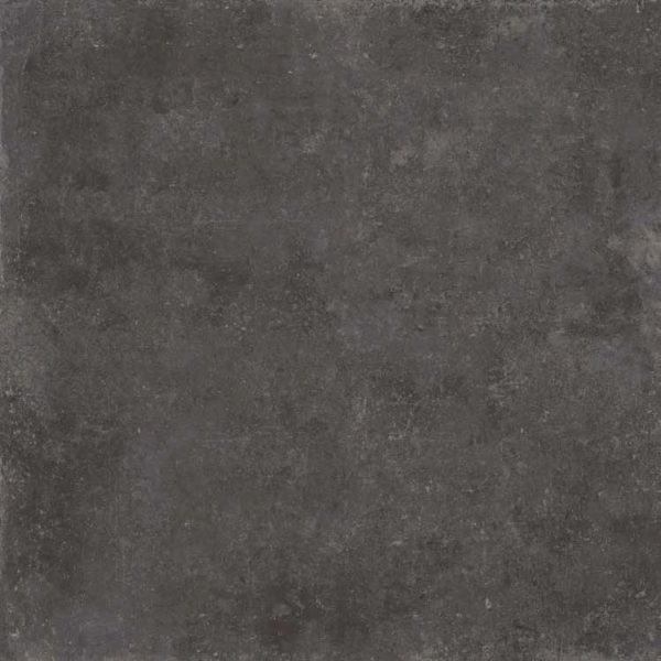 HDG Ave Black 3CM Porcelain Paver with Honed Flat Basalt Finish - HDG Building Materials