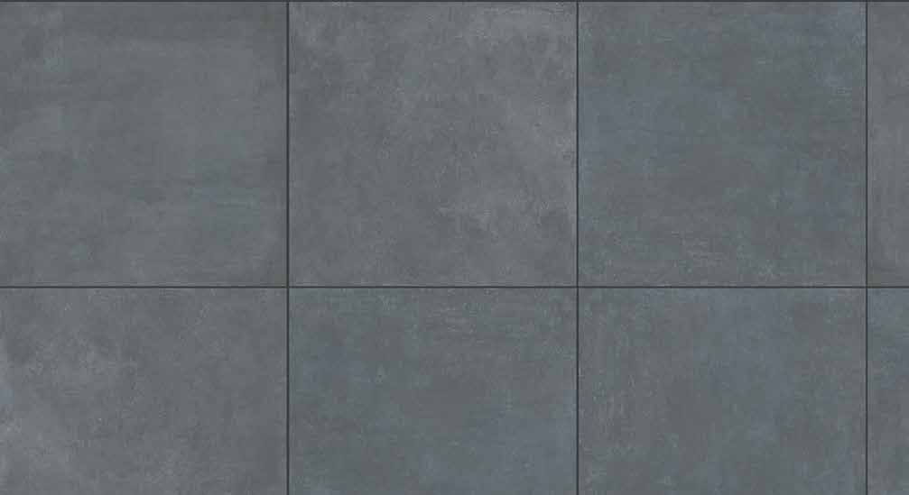 HDG Ave Blue 3CM Porcelain Paver with Dark Blue Limestone Finish - Pattern - HDG Building Materials
