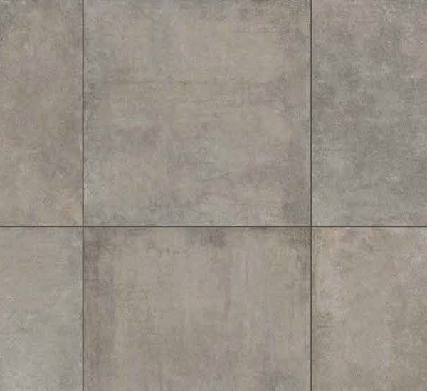 HDG Ave Grey 3CM Porcelain Paver with Smooth Sealed Concrete Finish - pattern - HDG Building Materials