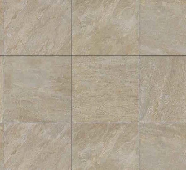 HDG Bargo Slate Tan 3CM Porcelain Paver - Pattern - HDG Building Materials