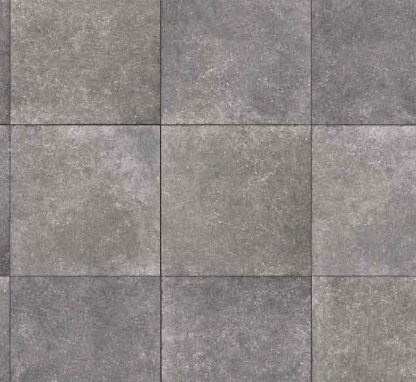 HDG Bluestone Grey 3CM Porcelain Paver with Slate Coarse Finish - HDG Building Materials