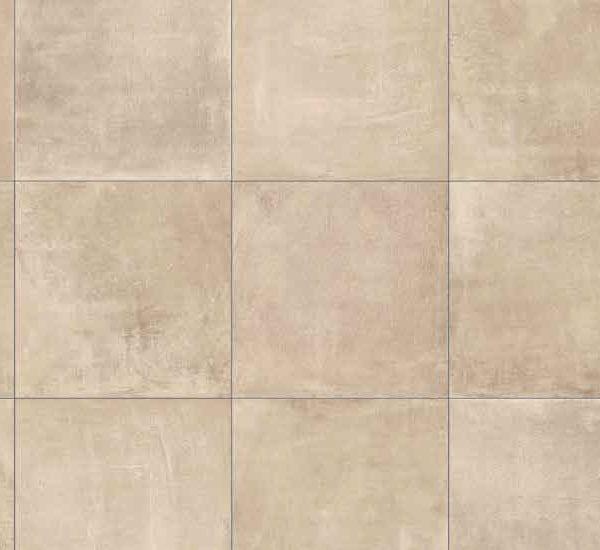 HDG Concrete Taupe 3CM Porcelain Paver with Cream Tan Fine Concrete Finish Pattern - HDG Building Materials