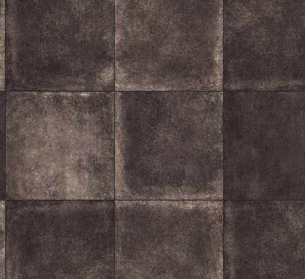 HDG Mineral Black 60x60 3CM Porcleain Paver with Dirty Black Limestone Concrete Finish - HDG Building Materials