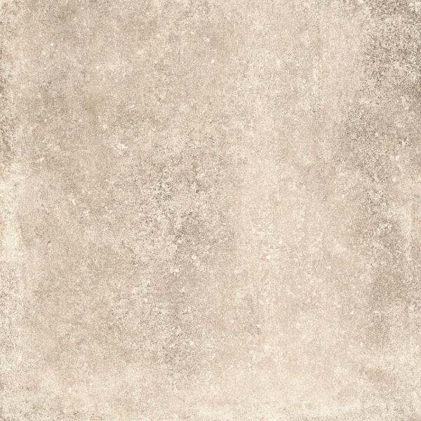 MINIERA WHITE Drive Over 3CM Sandstone Finish Porcelain Paver detail - HDG Building Materials
