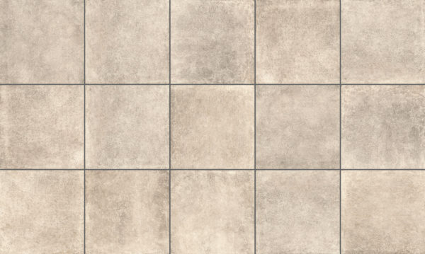 MINIERA WHITE Drive Over 3CM Sandstone Finish Porcelain Paver pattern - HDG Building Materials
