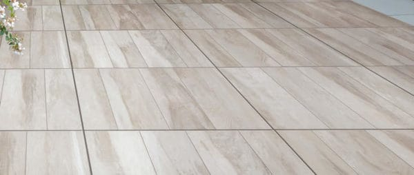 Acacia Porcelain Pavers in Outdoor Terrace Application - Additional