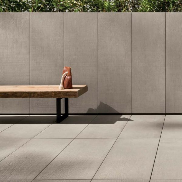 CC-Moda Greige 60x60 2cm Porcelain Paver Floor and Wall Application - HDG Building Materials