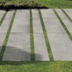 CC-Moda Grey 60x60 2cm Porcelain Paver Walkway - Feature - HDG Building Materials
