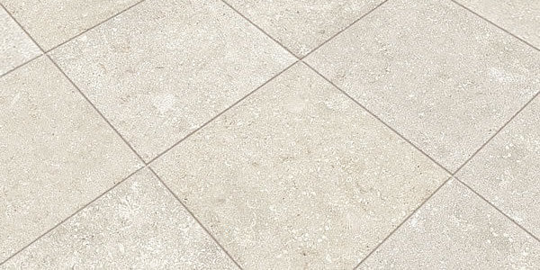 Kaia White 60x60 cm Porcelain Paver Detail - HDG Building Materials