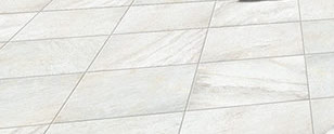 Quarry White 60x60 cm Porcelain Paver Detail - HDG Building Materials