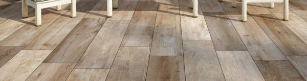 SUP Day Porcelain Paver with White Ash Wood Finish - HDG Building Materials