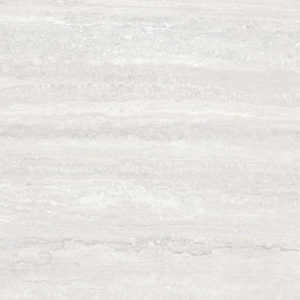 Trevino Pearl 60x60 cm Porcelain Paver with White Travertine - Directional Finish - Detail Large - HDG Building Materials