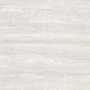 Trevino Pearl 60x60 cm Porcelain Paver with White Travertine - Directional Finish - HDG Building Materials