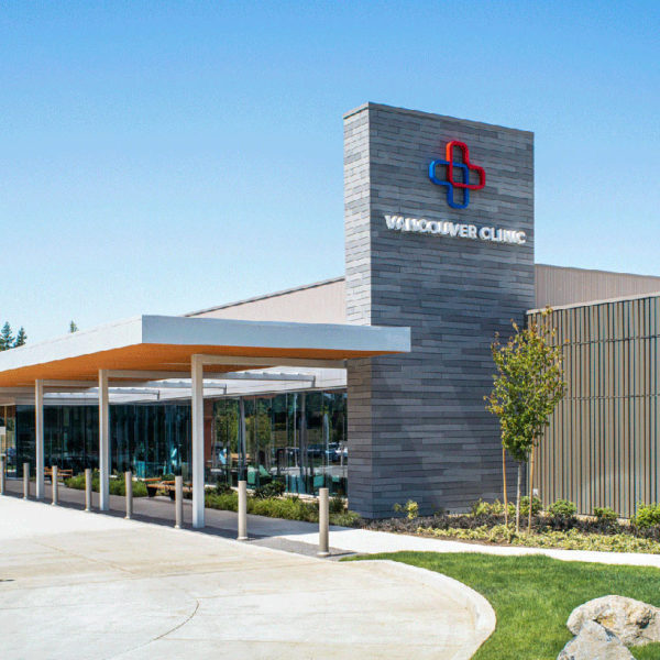 Resysta 4 Channel Hollow Core - The Vancouver Clinic - HDG Building Materials
