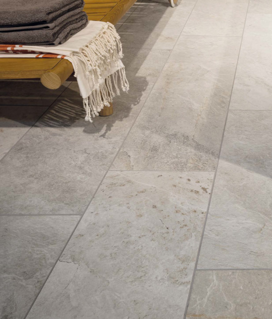 60x120 cm Silas White Porcelain Paver - HDG Building Materials