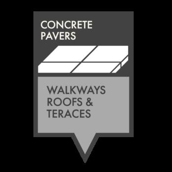 HDG Concrete Pavers