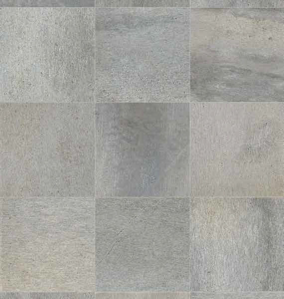 Silas Rain Porcelain Paver Pattern showing V3 Color Variation - HDG Building Materials