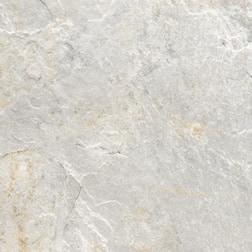 Silas White 60x60 cm Porcelain Paver Detail - HDG Building Materials
