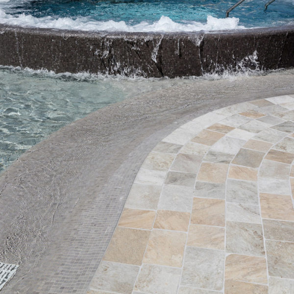 Variety of Porcelain Pavers including Centaur Grey 30x30 cm - HDG Building Materials