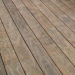 Kebony Decking Install Image - HDG Building Materials