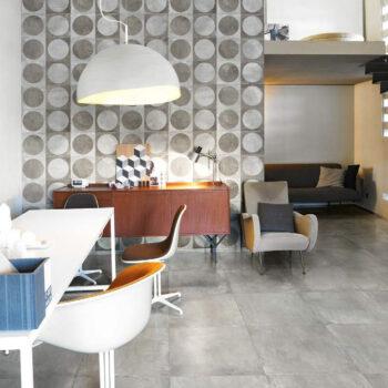 Cemento Ash Concrete Look Porcelain Paver Floor and Decking