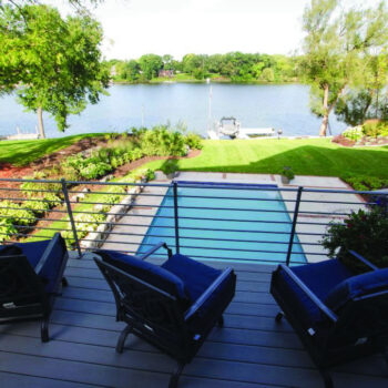 Waterproof Decking System Increases Functional Outdoor Living Space
