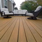 Watertight DuxxBak Waterproof Decking System