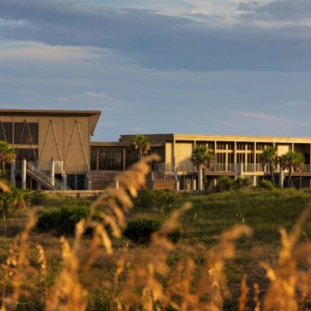 Outdoor Image of Tybee Island Marine Science Center Courtesy of West Construction Company opt